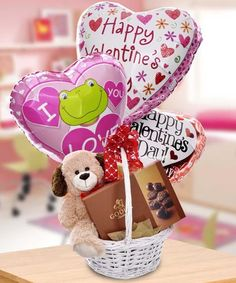 Same Day Delivery Valentines Gift Baskets