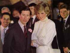 May 6, 1986: Prince Charles and Princess Diana attend Expo 86, the World's Fair held in Vancouver, British Columbia.