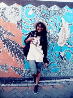 #Me #photo session #kampoengbatik