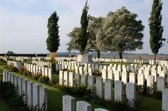 Messine - Ridge memoral - 1500 british soldiers buried, 900 unidentified.