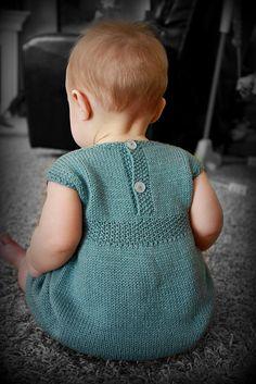 Sadie Baby Dress by Nicole Montgomery