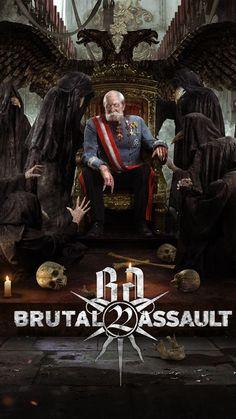 Ya se viene el Brutal Assault 2017