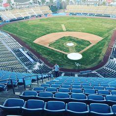 THINK BLUE: #LA #dodgers #baseball  by a_minakov