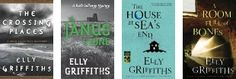 Dr. Ruth Galloway Series by Elly Griffiths