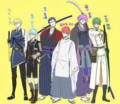 Kuroko no Basket Kise Ryouta, Kuroko Tetsuya, Akashi Seijuro, Cute Anime Boy, Anime Guys, Anime Films, Anime Characters, Netflix Anime, Kiseki No Sedai