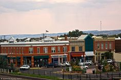 Downtown Laramie, WY by Richkat Photography, via Flickr