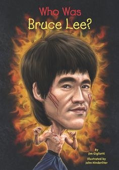 "Read ""Who Was Bruce Lee?"" by Jim Gigliotti available from Rakuten Kobo. Bruce Lee was a Chinese American action film star, martial arts instructor, filmmaker, and philosopher. His Hong Kong an. Who Is Bruce Lee, Bruce Lee Art, Martial Arts Books, Best Martial Arts, Martial Artists, Way Of The Dragon, Enter The Dragon, Tai Chi, Brisbane"