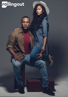 Meagan Good and DeVon Franklin: A bond worth believing in, a love worth waiting for