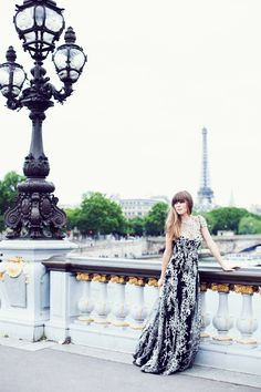 Jenny Bernheim of Margo & Me, photo by Carin Olsson | Paris in Four Months