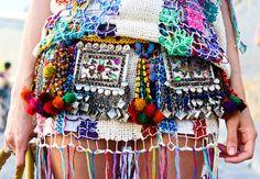 Insanely gorg dress plus belt-Delish combo!