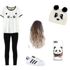 Panda look3