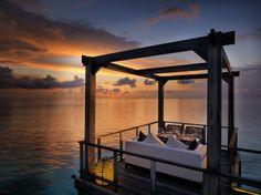 Jumeirah Vittaveli Resort, Maldives