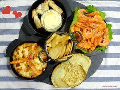 Pickles, Paella, Ethnic Recipes, Food, Portugal, Gratin, Portuguese Recipes, Bon Appetit, Ethnic Food