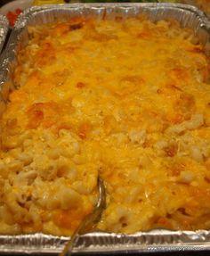 Sweetie Pie's Mac & Cheese baked