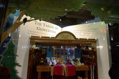 WORK: The Magic of Beatrix Potter in Fenwick's windows this Christmas – Creative Review Creative Review, Display Design, Beatrix Potter, Book Characters, Christmas Decorations, Windows, Magic, Cinderella, Places