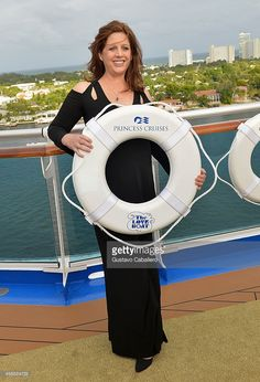 Tracy Nelson attends Love Boat Cast Christening Of Regal Princess Cruise Ship at Port Everglades on November 2014 in Fort Lauderdale, Florida. Tracy Nelson, Love Boat, Princess Cruises, Christening, Sailing, It Cast, Actresses, Image, Towers