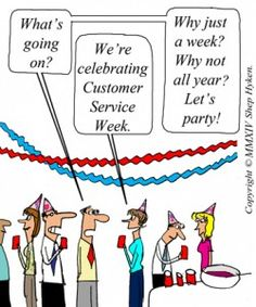 National Customer Service Week