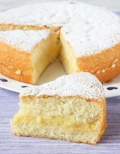 Pensionärskaka Raw Food Recipes, Sweet Recipes, Baking Recipes, Cookie Recipes, Sandwich Cake, Swedish Recipes, No Bake Desserts, Love Food, Baked Goods