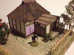 Jimbibblyblog: 28mm samurai