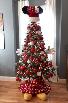 cool 35 Creative Christmas Tree Toppers Ideas You Should Try