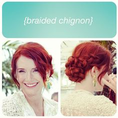love this on Bryce Dallas Howard!! Here's how it's done http://thebeautydepartment.com