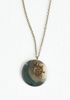Map to It! Necklace