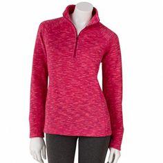 Tek Gear Space-Dye 1/4-Zip Jacket #fitness