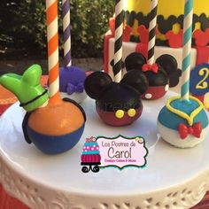 Mickey Mouse Birthday Party Ideas | Photo 6 of 10 | Catch My Party