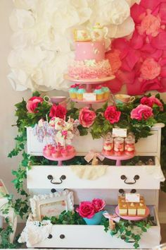 Party Inspirations: Treats Display Idea
