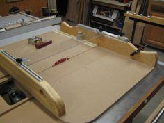 cross-cut sled - by Robsshop @ LumberJocks.com ~ woodworking community