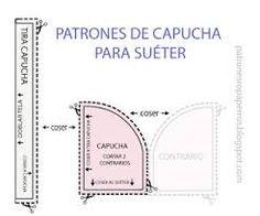 Resultado de imagen para patrones de ropa para chiguagua