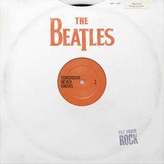 Coletânea Tomorrow Never Knows dos Beatles, lançamento exclusivo do iTunes.