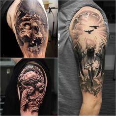 63 Best Shoulder Tattoos For Men Images In 2018 Tattoos For Men