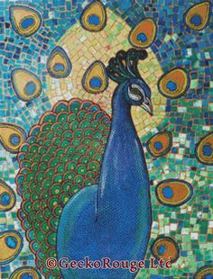 Counted Cross Stitch Kit By Lynnette Shelley Regalia The Peacock - Embroidery - Needlecraft