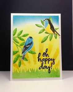IC541 Happy Day! - her inspiration was https://www.pinterest.com/pin/177962622744800704/