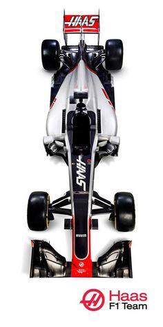 Haas F1 Team 2016