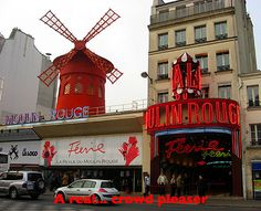 Such an amazing show! A night I will NEVER forget!!! Moulin Rouge in France