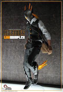 Foxbox Studio: God Complex: Hermes 1/6 Scale Collectible Figure