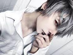 His hair is like silver grey Goth Boy, Emo Goth, Beautiful Lips, Beautiful People, Cute Emo Guys, Emo Hair, Eye Photography, Emo Scene, Emo Girls