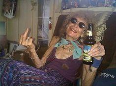 12 фоток самых сумасшедших старушек! — Интересное — Релакс!