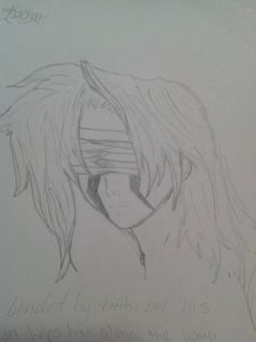 Another one I drew. All out my mind chere