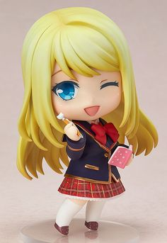 #Girlfriend Kari Chloe Lemaire Nendoroid (Good Smile Company) http://figupan.de/Anime-Figuren/Nendoroid/Girlfriend-Kari-Chloe-Lemaire-Nendoroid--Good-Smile-Company-.html