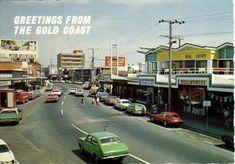 Gold Coast QLD, Australia,1970s
