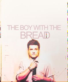 Hey! What type of bread do you like???.... I'm thinking its Peeta with a side of smexi...