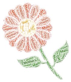 Happy Mother's Day word cloud art created by Word Cloud Art, Word Art, Happy Mothers Day, Words, Horse