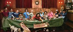 photographer Jim Fiscus' The Last Supper.