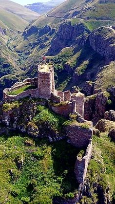 Ardahan (çıldır) TURKEY Beautiful Places In The World, Places Around The World, Wonderful Places, Around The Worlds, Abandoned Buildings, Abandoned Places, Castle Ruins, Beautiful Castles, Monuments