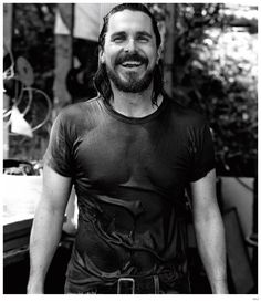 Christian Bale, photographed by Mikael Jansson for WSJ Magazine, December 2014 Christian Bale, Beautiful Men, Beautiful People, Beautiful Celebrities, Wsj Magazine, Fashion Tape, Famous Men, Famous Faces, Famous People