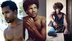 Tipos de cabelos para homens negros | Estilo Black - Moda para Homens Negros