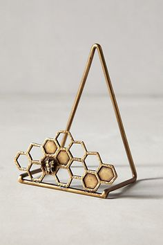 Honeybee Hideout Plate Stand #anthropologie